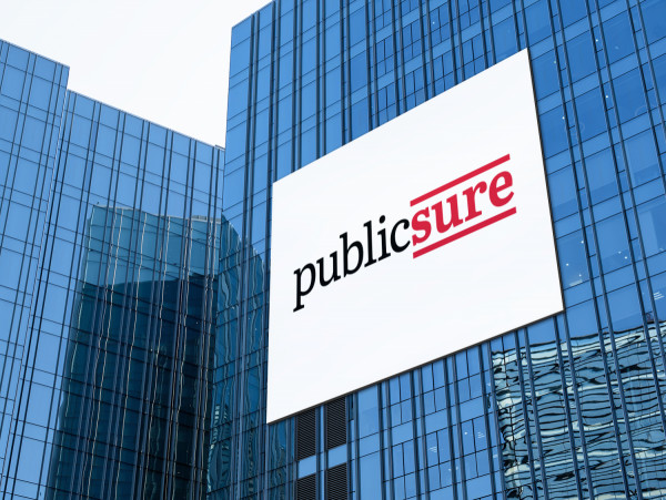 Sample branding #1 for Publicsure