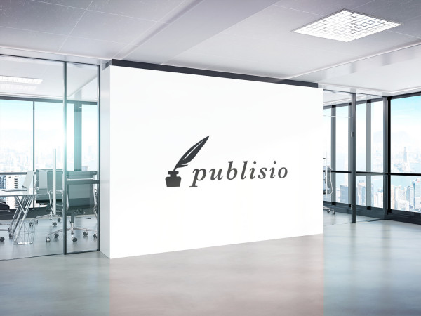 Sample branding #2 for Publisio