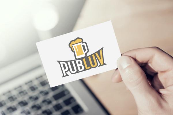 Sample branding #2 for Publuv