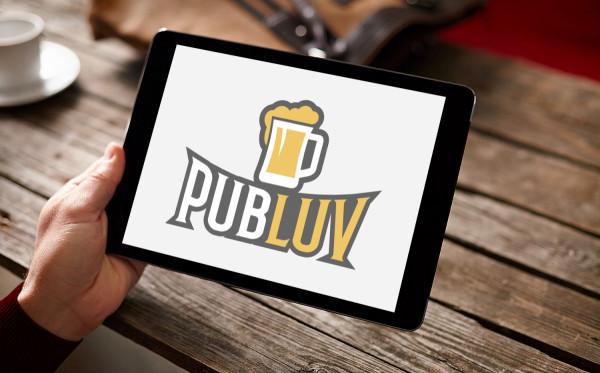 Sample branding #3 for Publuv