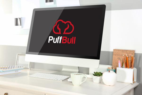 Sample branding #3 for Puffbull