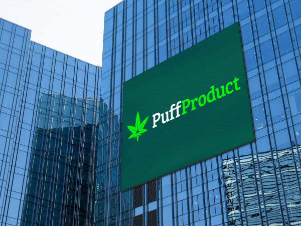 Sample branding #3 for Puffproduct