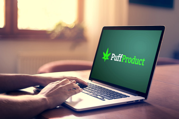 Sample branding #1 for Puffproduct