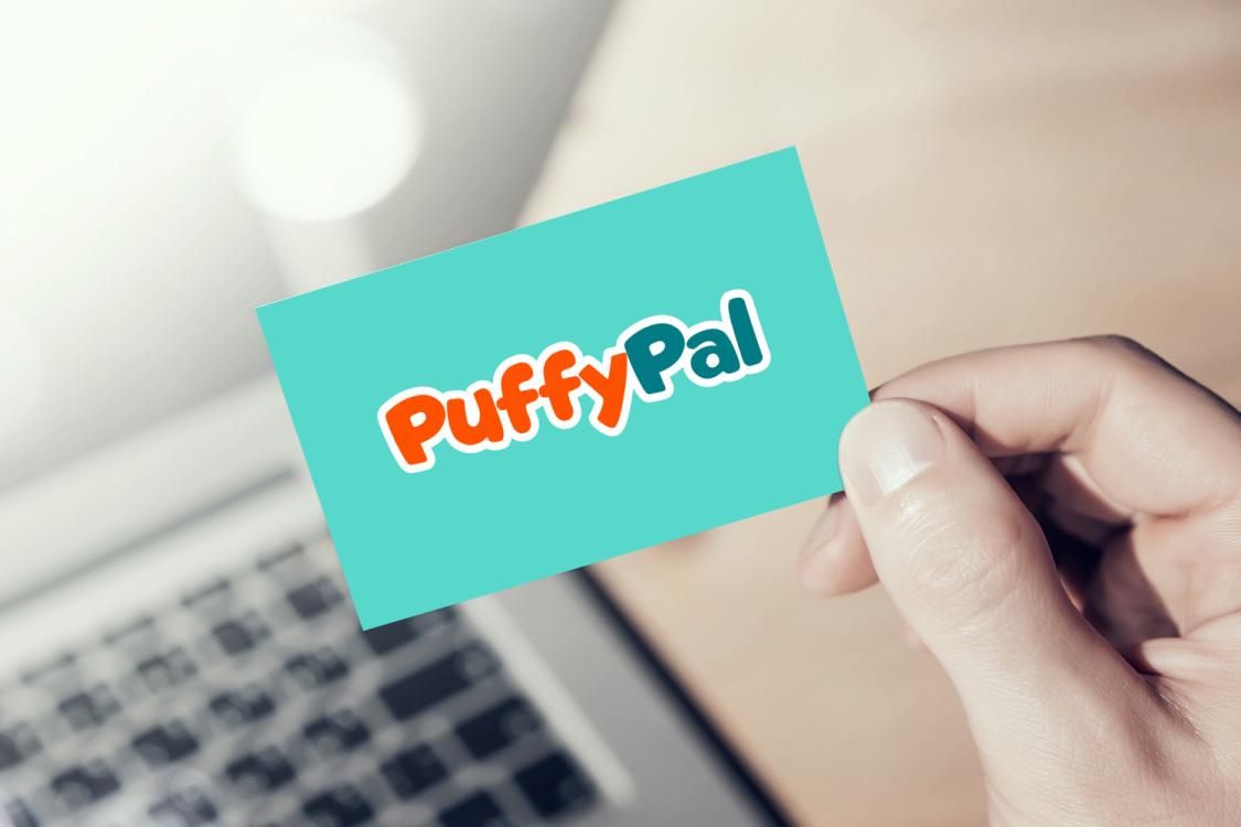 Sample branding #3 for Puffypal