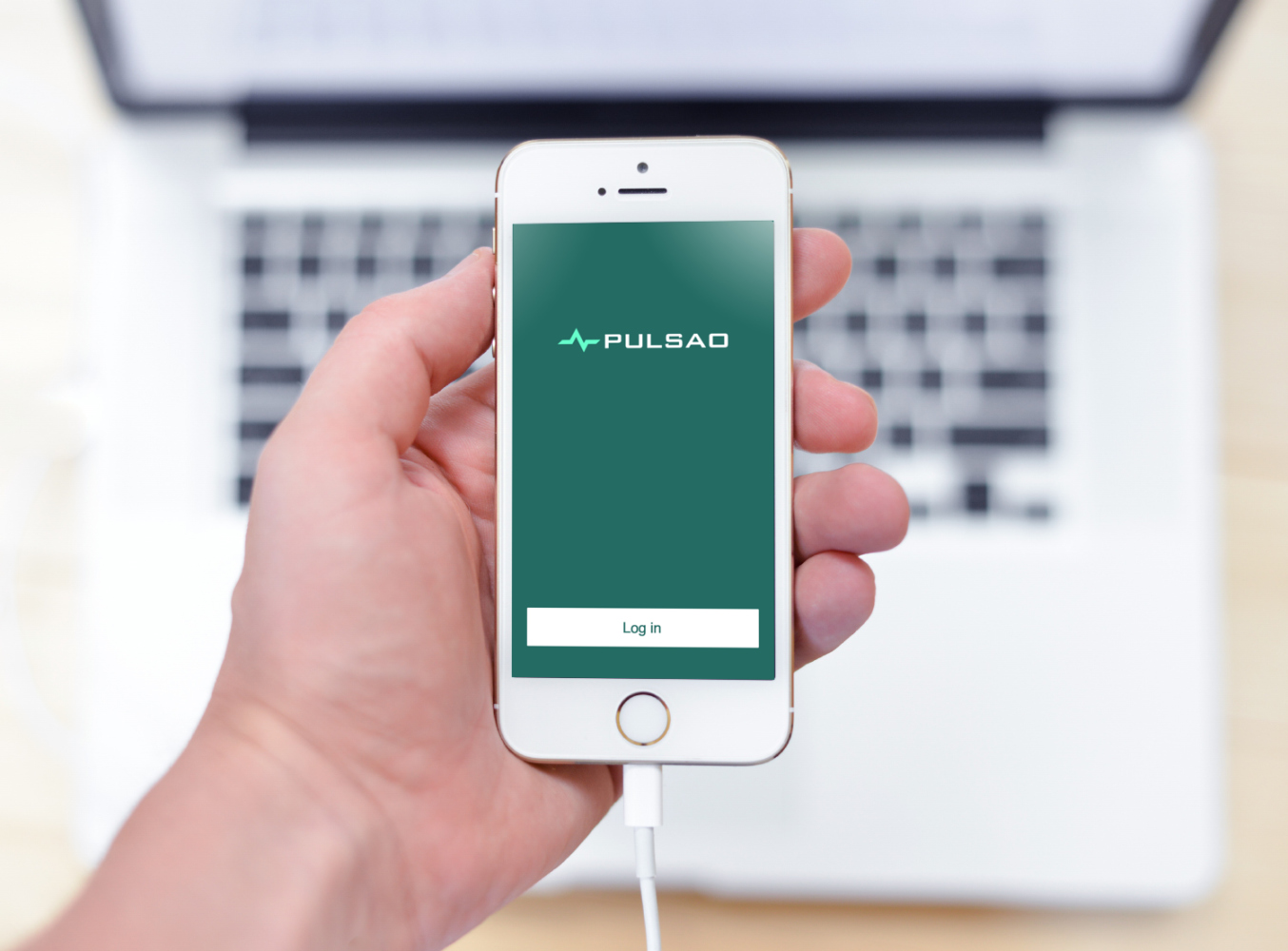 Sample branding #1 for Pulsao