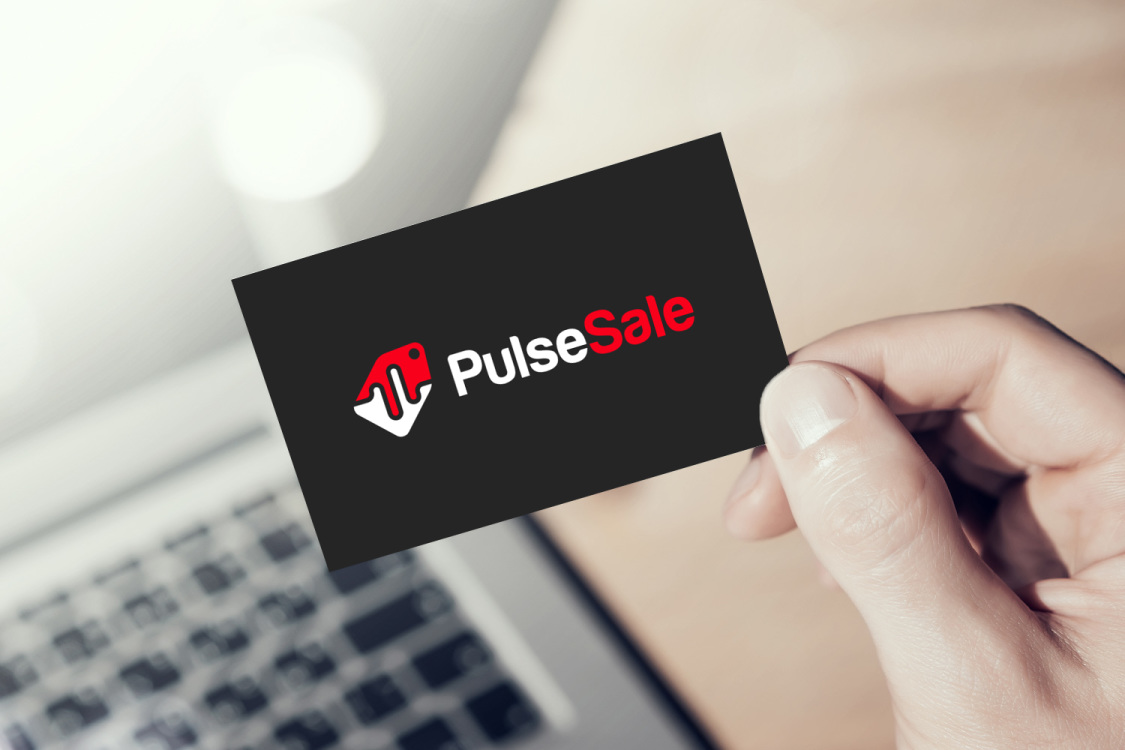 Sample branding #2 for Pulsesale