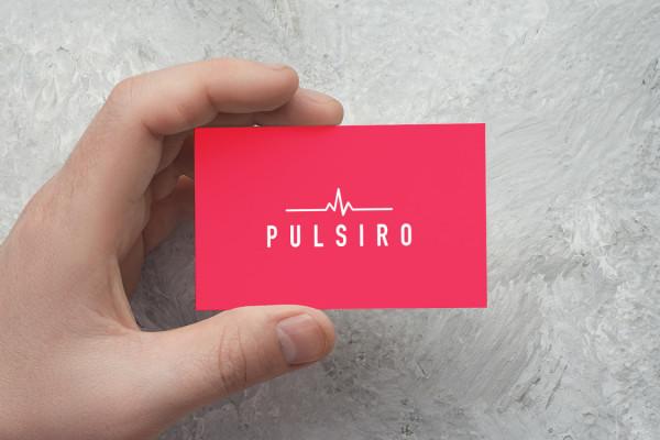 Sample branding #2 for Pulsiro