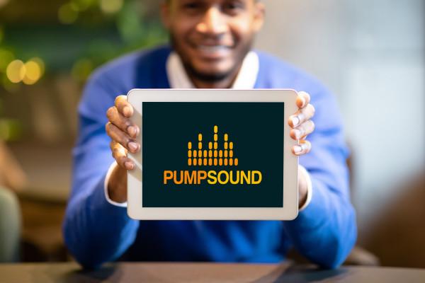 Sample branding #3 for Pumpsound