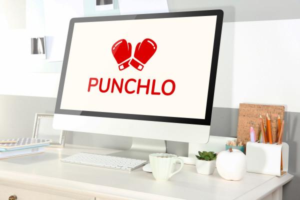 Sample branding #3 for Punchlo