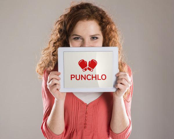 Sample branding #1 for Punchlo