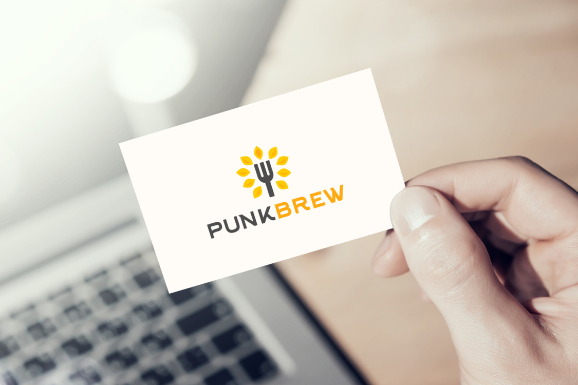 Sample branding #2 for Punkbrew