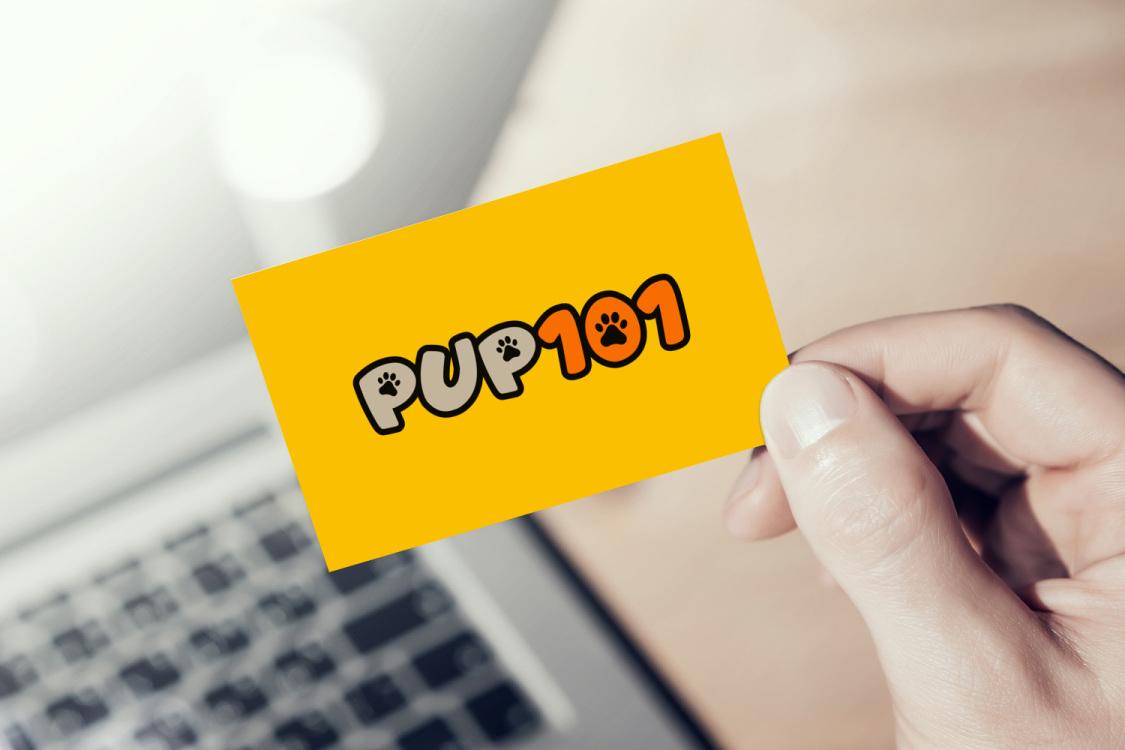 Sample branding #3 for Pup101