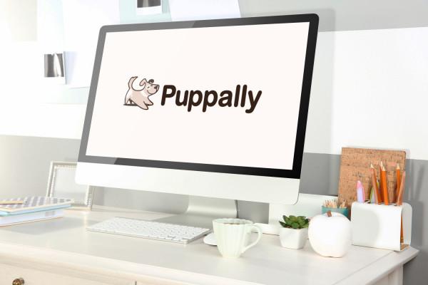 Sample branding #2 for Puppally