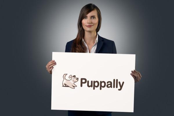 Sample branding #1 for Puppally