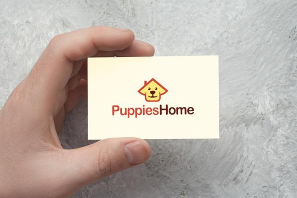 Sample branding #1 for Puppieshome