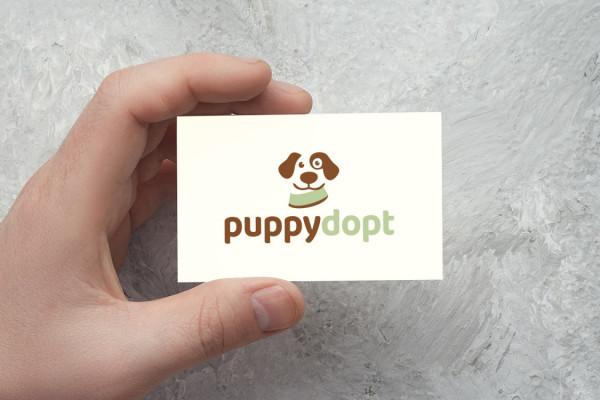 Sample branding #3 for Puppydopt