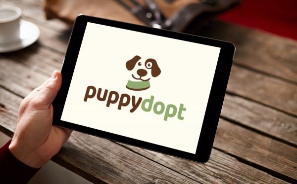 Sample branding #2 for Puppydopt