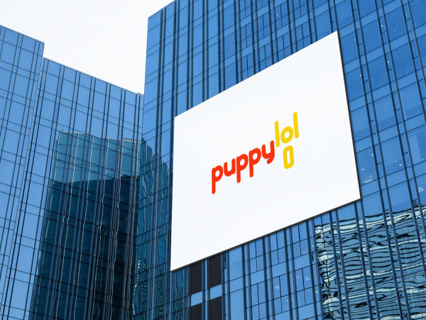 Sample branding #2 for Puppylol