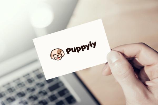 Sample branding #2 for Puppyly