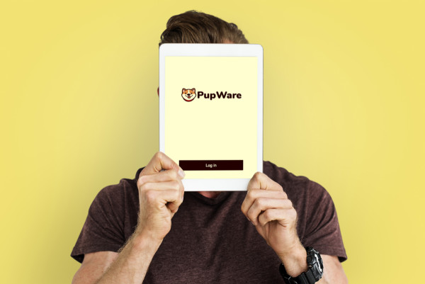 Sample branding #3 for Pupware