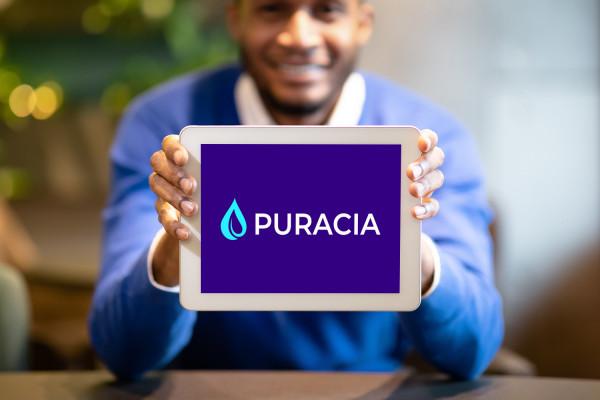 Sample branding #1 for Puracia