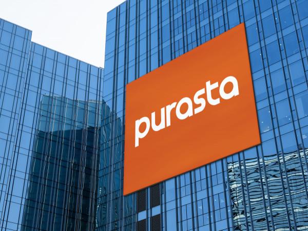 Sample branding #3 for Purasta