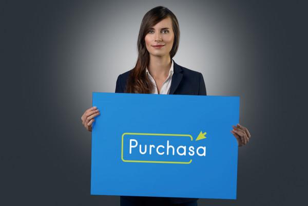 Sample branding #1 for Purchasa