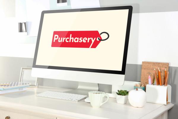Sample branding #3 for Purchasery