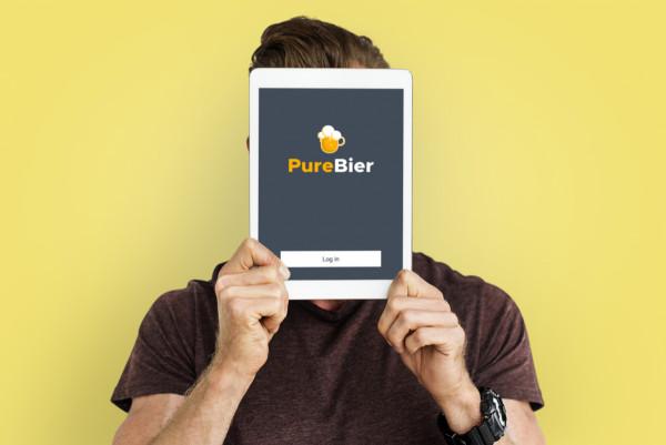 Sample branding #2 for Purebier