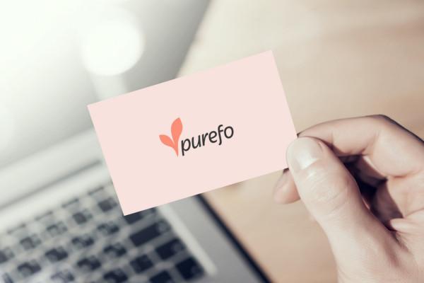 Sample branding #3 for Purefo