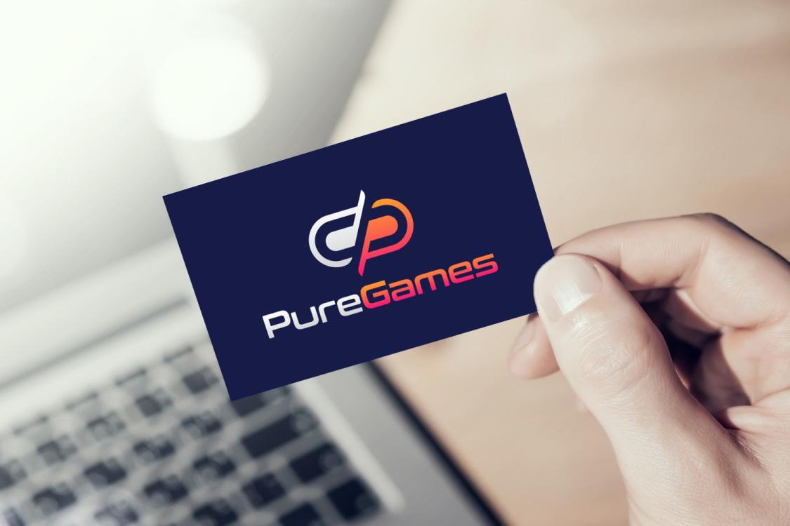 Sample branding #1 for Puregames