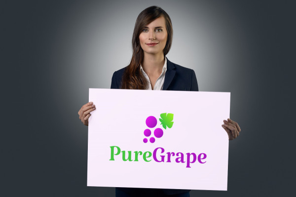 Sample branding #2 for Puregrape