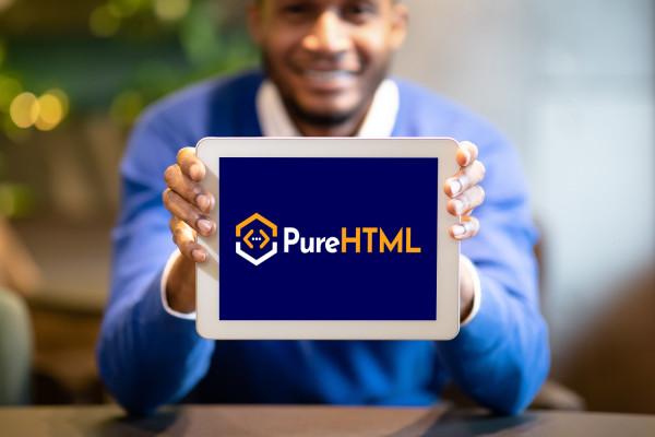 Sample branding #1 for Purehtml