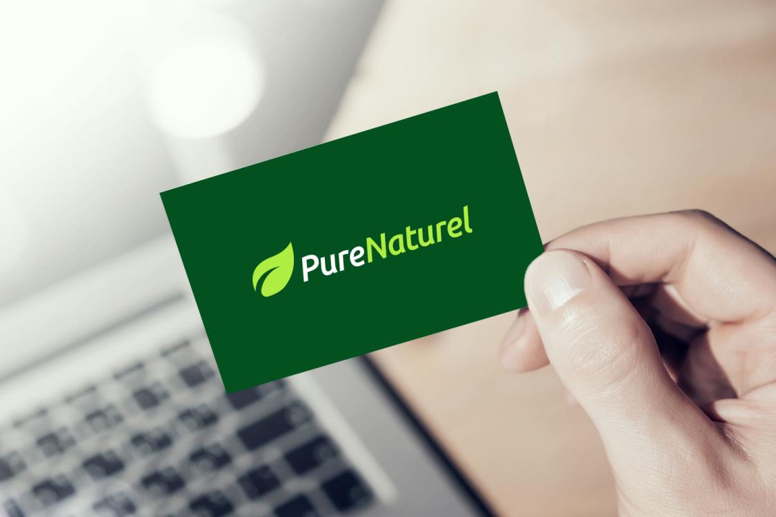 Sample branding #2 for Purenaturel