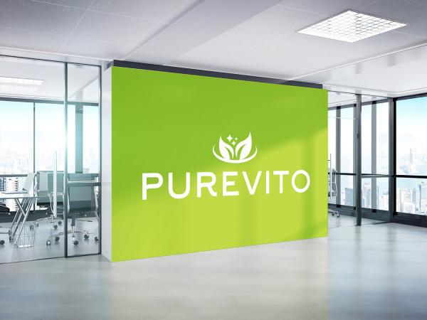 Sample branding #1 for Purevito