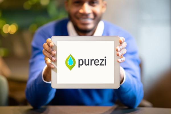 Sample branding #3 for Purezi