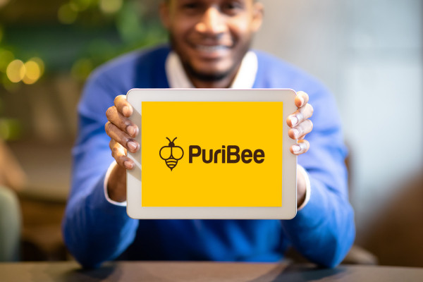 Sample branding #1 for Puribee