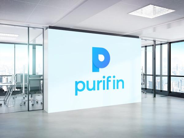 Sample branding #2 for Purifin