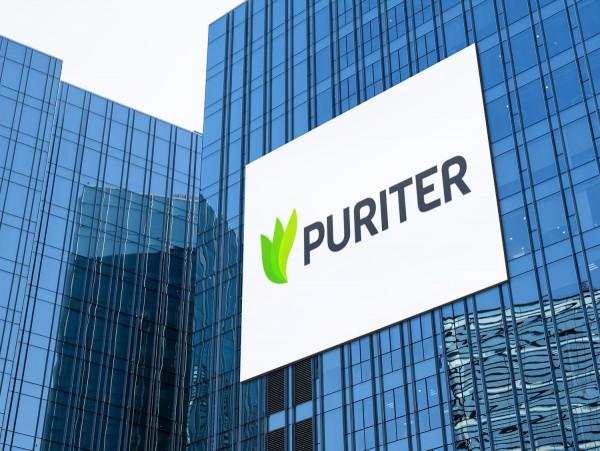 Sample branding #2 for Puriter