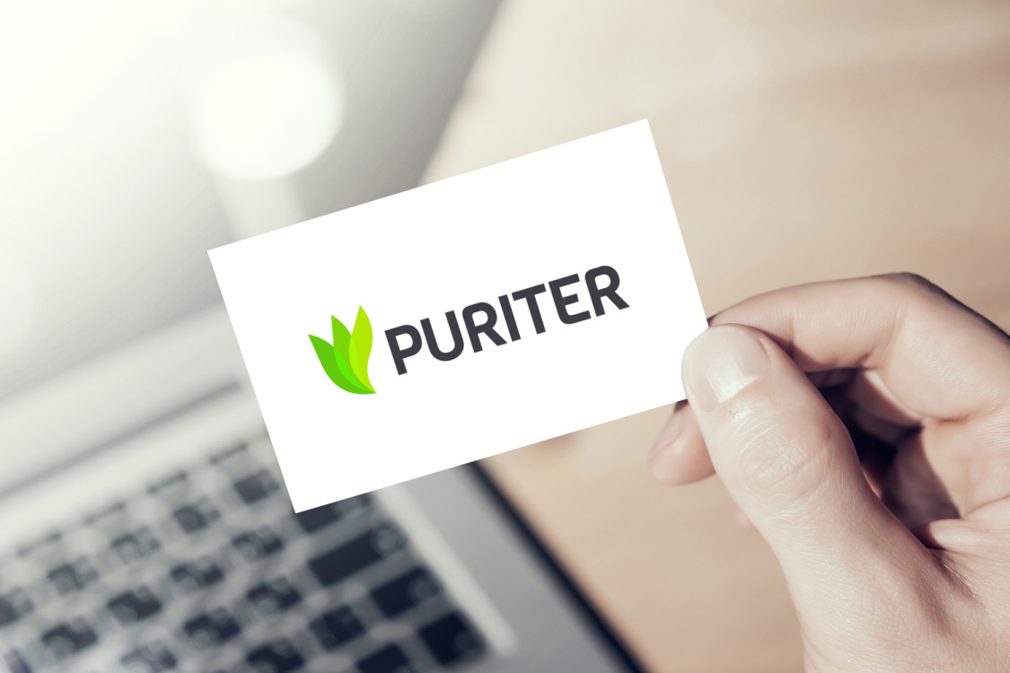 Sample branding #3 for Puriter