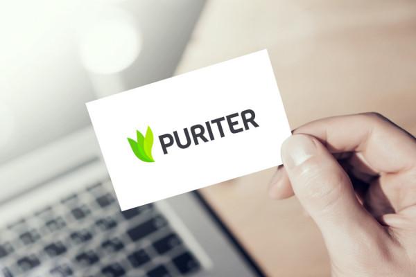 Sample branding #1 for Puriter