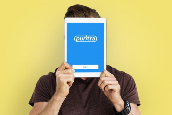 Sample branding #3 for Puritra
