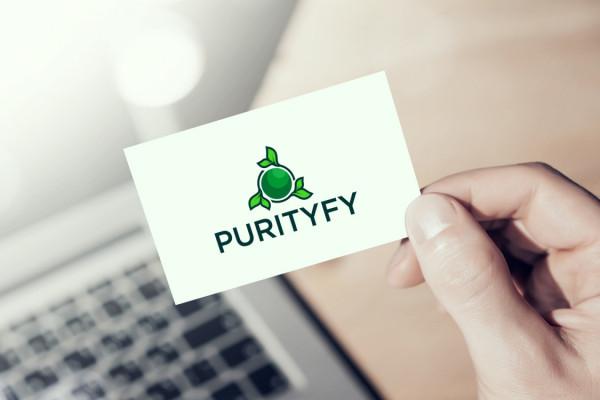 Sample branding #1 for Purityfy