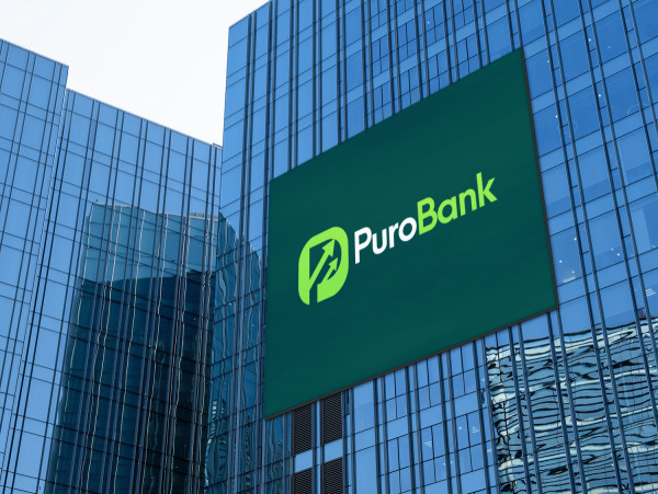 Sample branding #3 for Purobank
