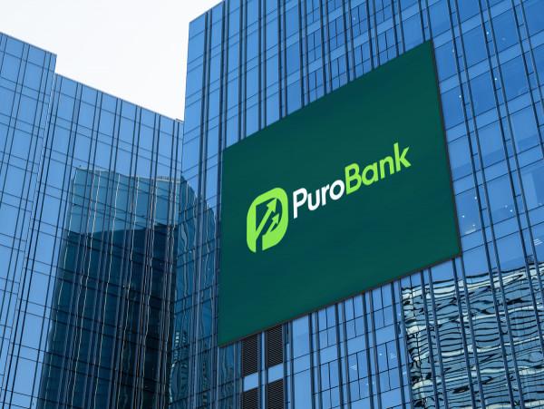 Sample branding #3 for Purobank