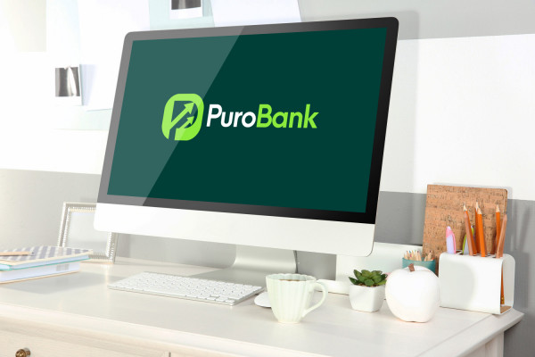 Sample branding #1 for Purobank