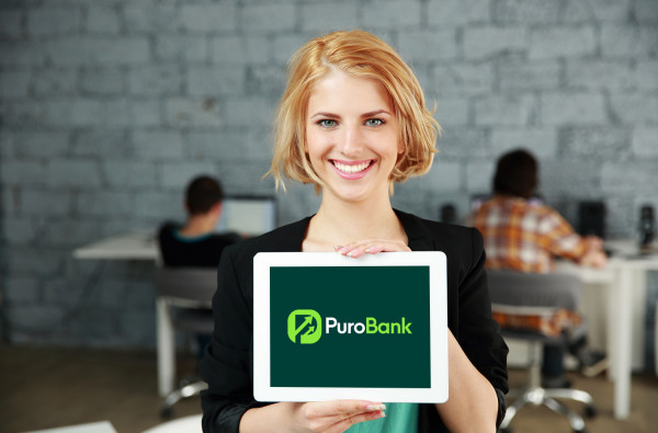 Sample branding #2 for Purobank