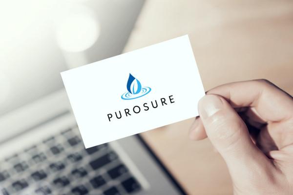 Sample branding #1 for Purosure