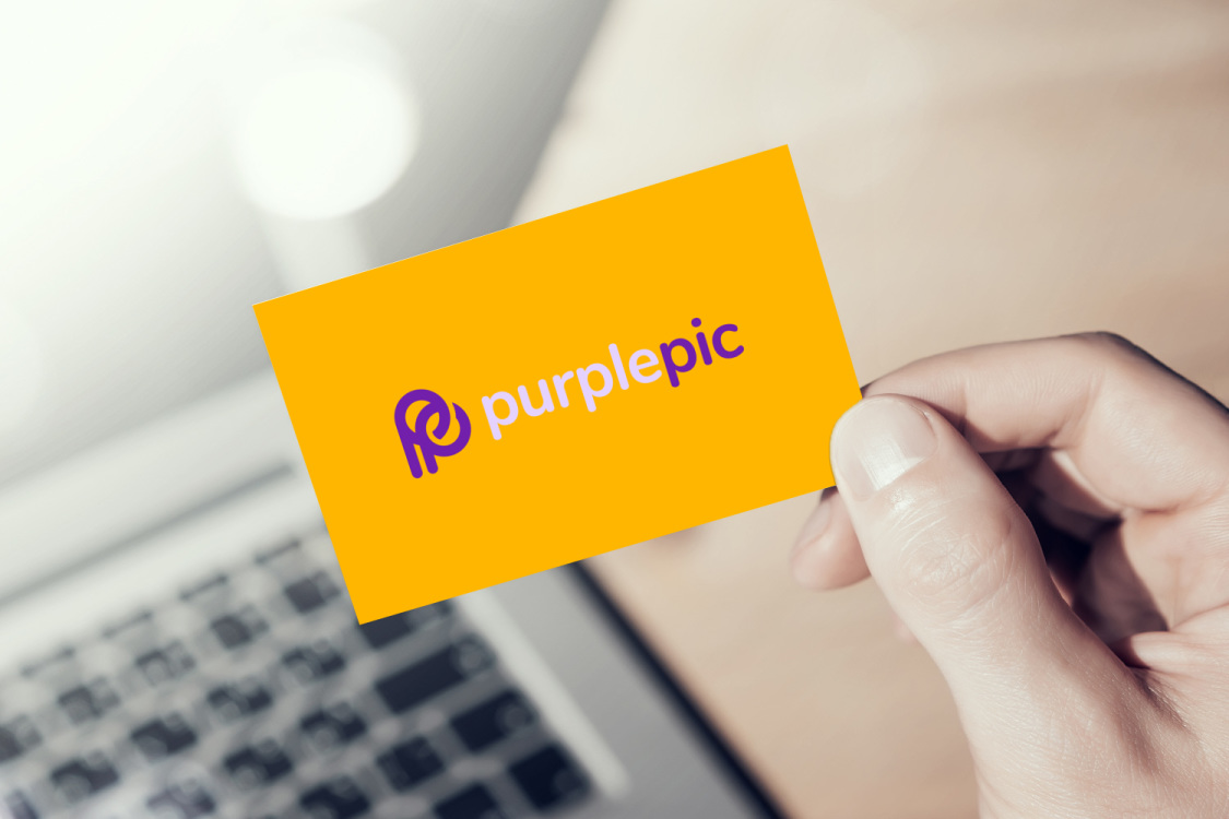 Sample branding #3 for Purplepic