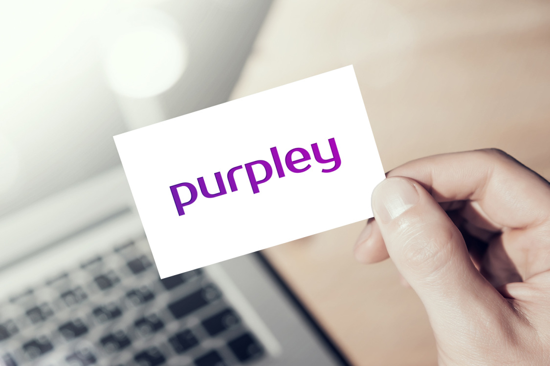 Sample branding #2 for Purpley